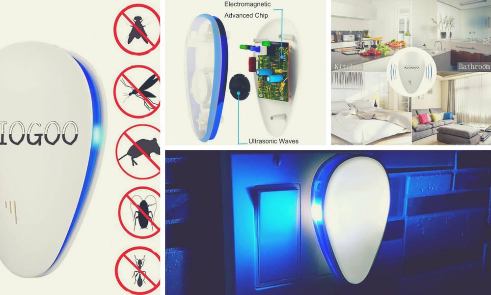 r pulsif ultrason anti souris et anti rat. Black Bedroom Furniture Sets. Home Design Ideas
